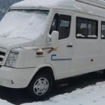 tempo traveller on rent in chandigarh